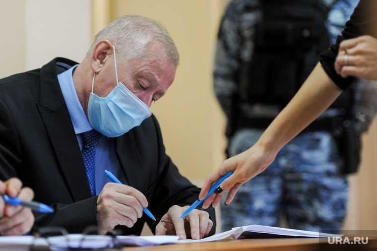 Челябинск Тефтелев экс-мэр СИЗО колония строгого режима суд ГУФСИН следствие взятка
