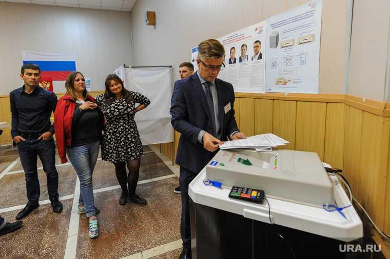 выборы фалсификация