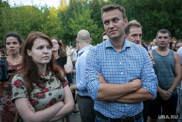протестные настроения Россия Алексей Навальный арест россияне опрос