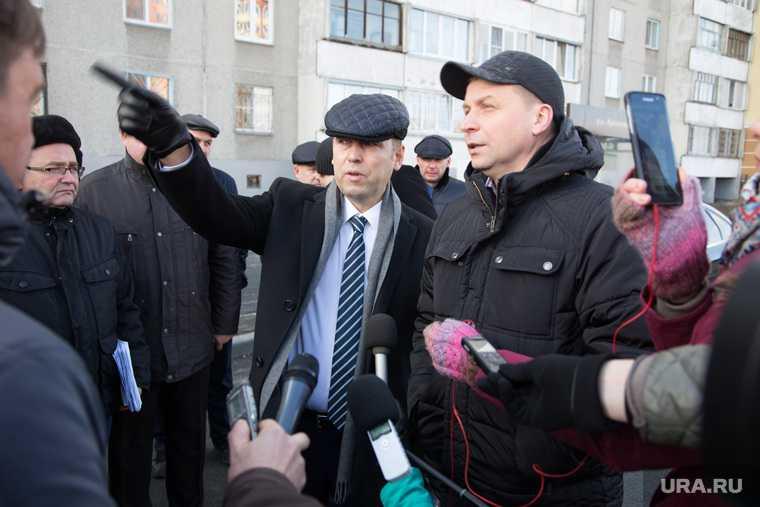 Шумков критика чиновников