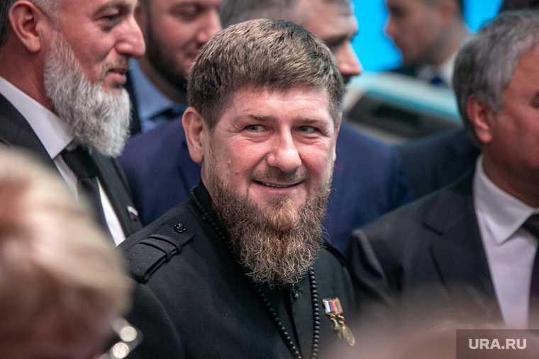 Кадыров мэр Грозного