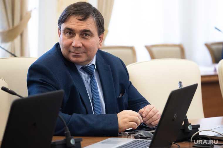 грязная вода Свердловская область министр энергетики и ЖКХ Николай Смирнов