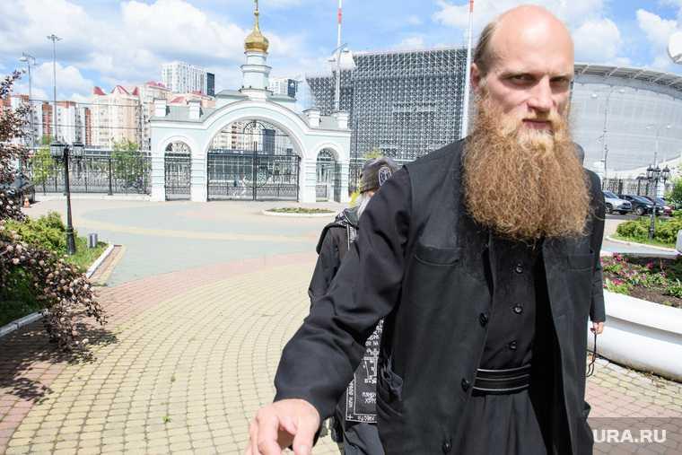 фото убийство Силуан ОМОН обыски среднеуральский монастырь отец Сергий