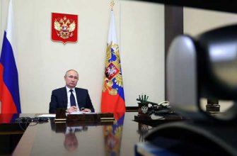 Путин встреча лидеры фракций