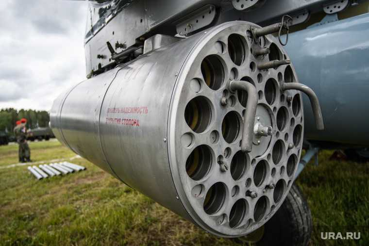 экспорт военной техники в России
