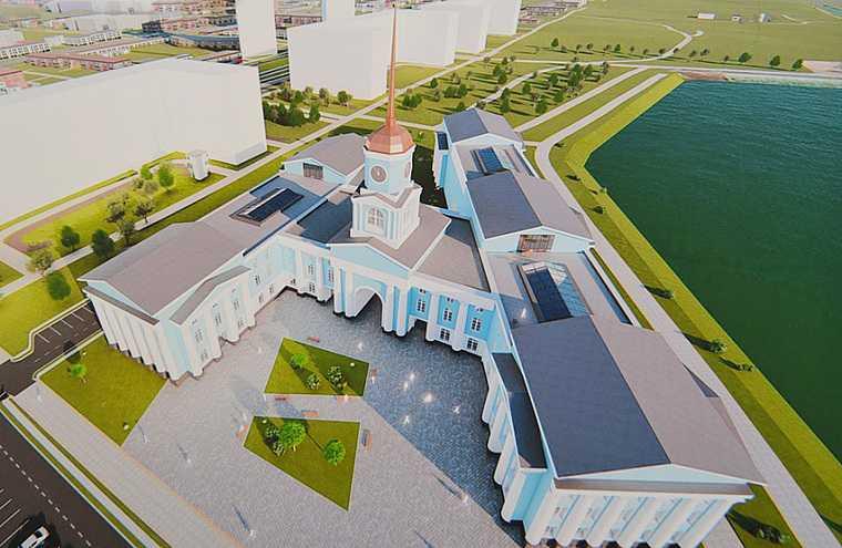 Екатеринбург академический администрация