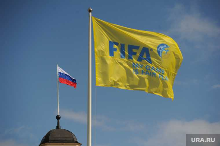 российский футбол ФИФА FIFA допинг-скандал подозревает российские футболисты