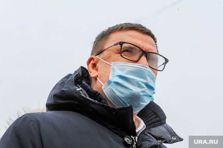Челябинская область Текслер губернатор вакцинация коронавирус бессимптомное течение
