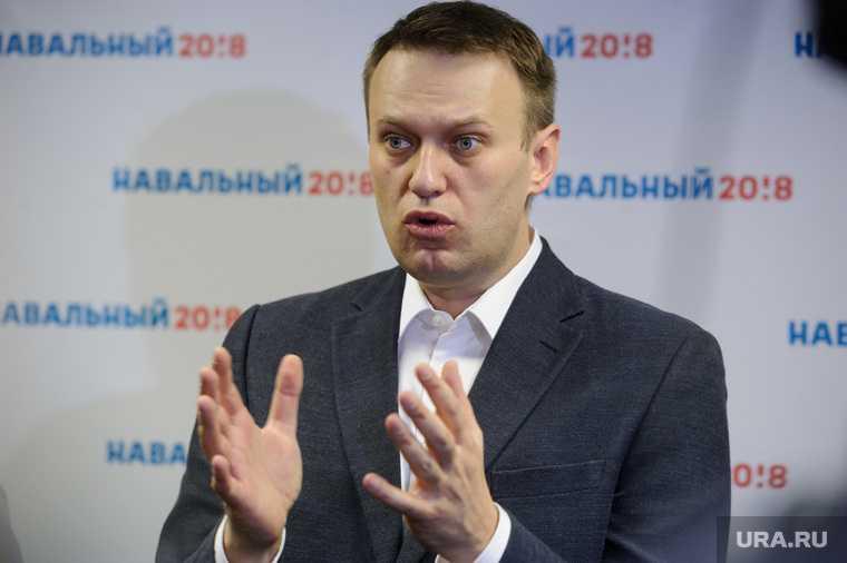 Алексей Навальный тюрьма отказ уголовное дело возбудили суд