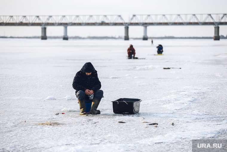 Запрет рыбалка ХМАО авария газопровод сибуртюменьгаз