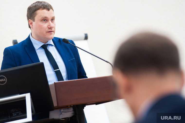 правительство Свердловская область перестановки новый министр Юрий Гущин