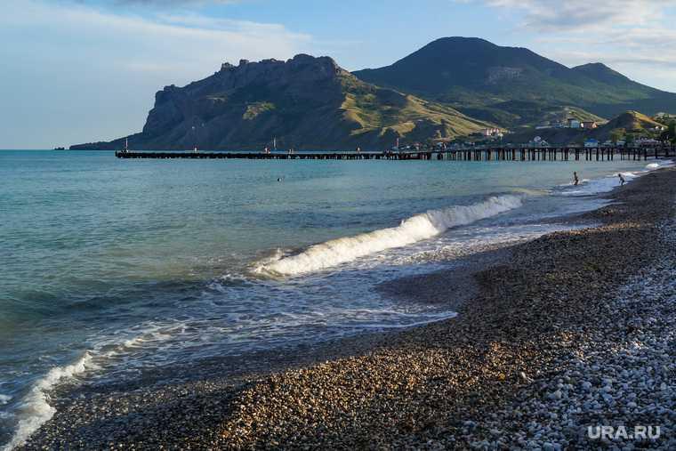Черное море Тюменская область