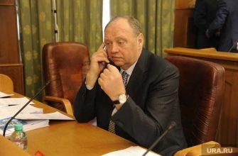 Челябинск СПП комитет промышленной политике Александр Федоров Павел Шиляев замена