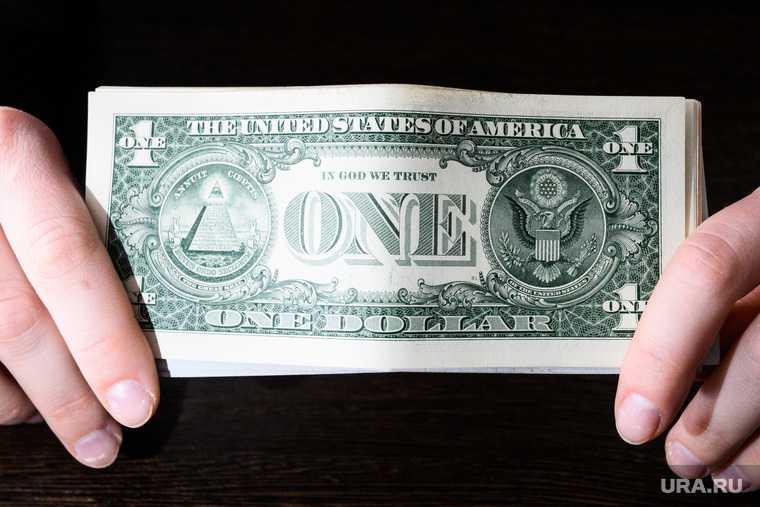 курс доллар евро растет Россия падение валюта