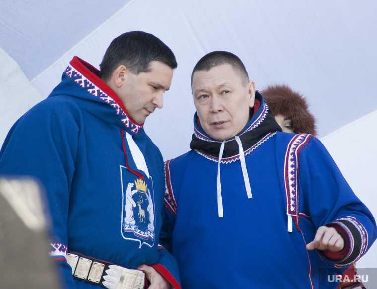 губернатор ЯНАО Дмитрий Артюхов