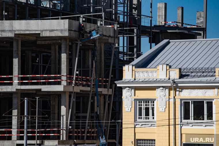 реновация Екатеринбург ответственные правительство Свердловская область