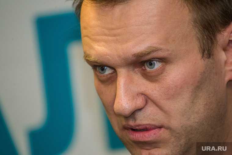 Навальный здоровье