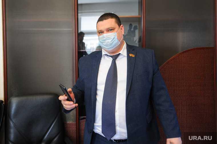 Тарасов министерство здравоохранения Челябинской области