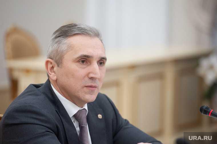 вице-губернатор Тюменской области Сергей Сарычев