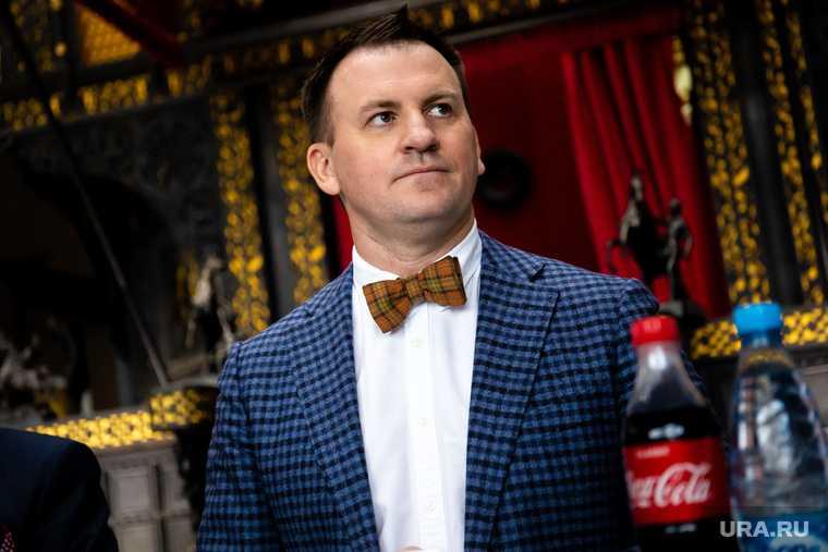 Илья Марков администрация Екатеринбурга отставка
