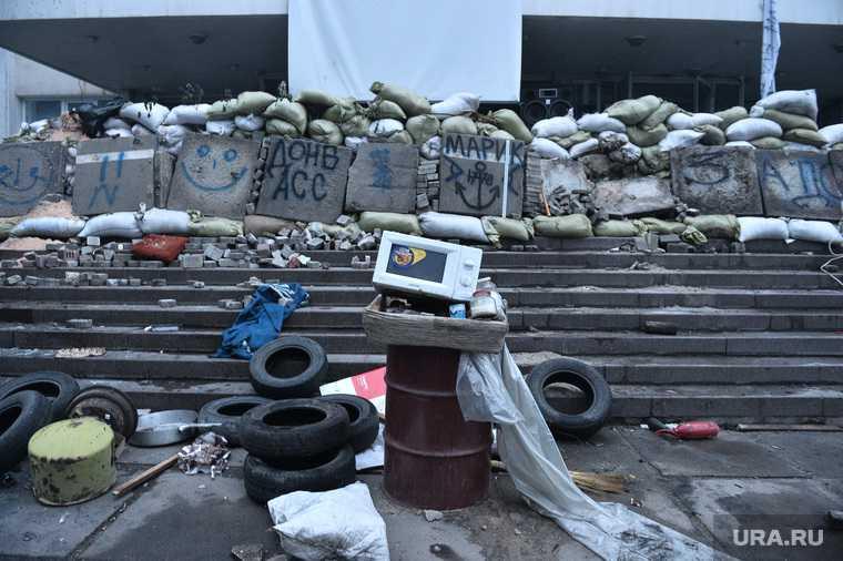 Украина война Донбасс