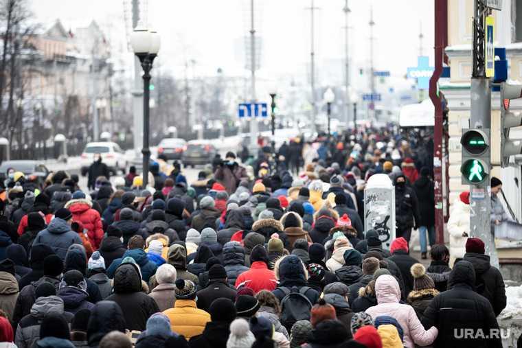 Навальный митинги уголовное дело Екатеринбург