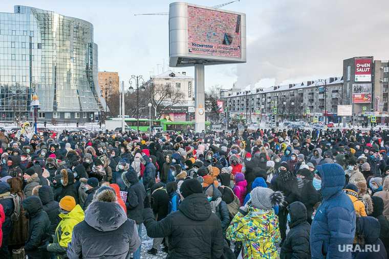 несистемная оппозиция в России