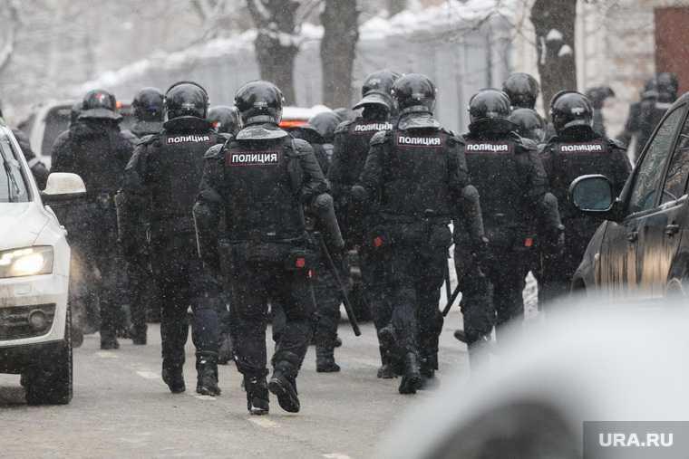 Митинг в поддержку оппозиции. Москва
