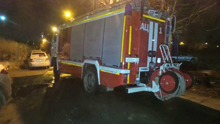 В Екатеринбурге голый мужчина совершил самосожжение