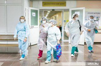 дефицит врачей в Тюменской области