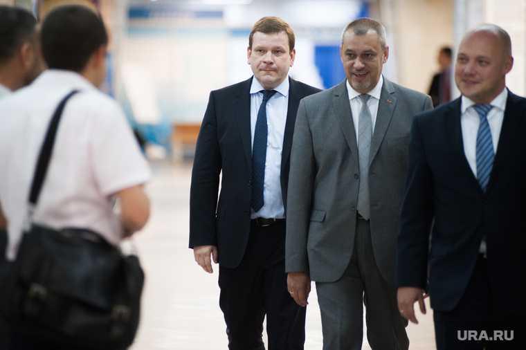 Администрация Екатеринбурга выборы Ноженко