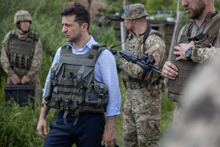 зеленский путин донбасс встреча украина россия