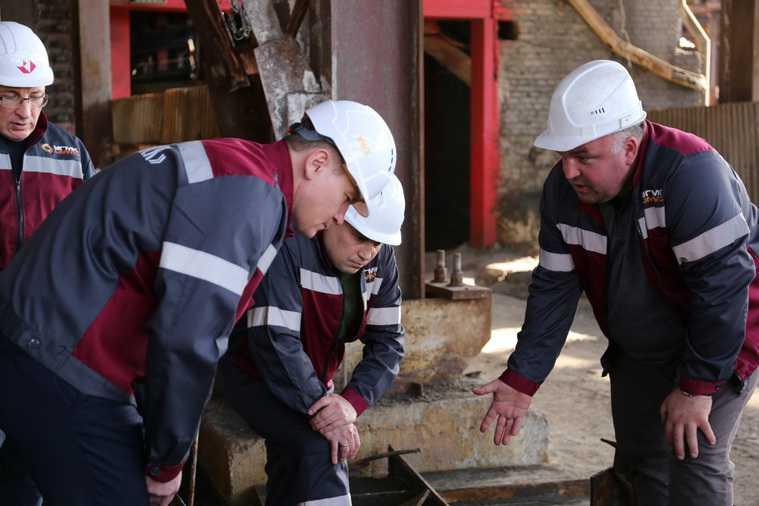 Ревизоры УГМК приехали на комбинат, где погиб рабочий