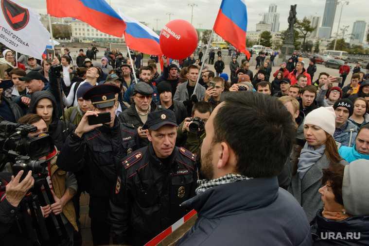 акции Навальный