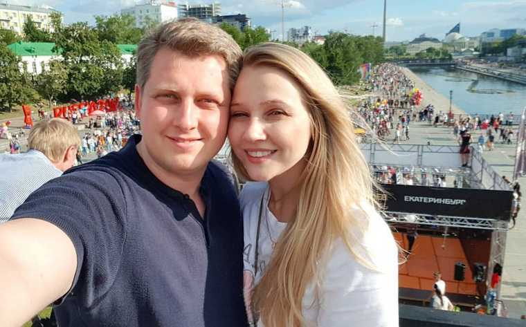 Александр Ивачев супруга Виктория Ивачева ЦК КПРФ Свердловская область