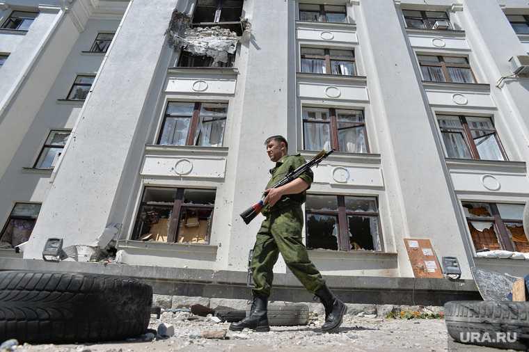 террор Украины