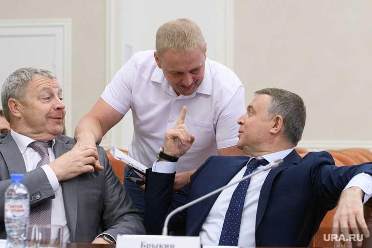 депутат Госдумы Николай Брыкин