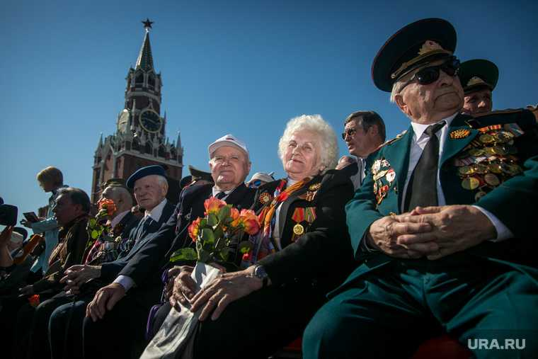 парад Победы Москва 2021