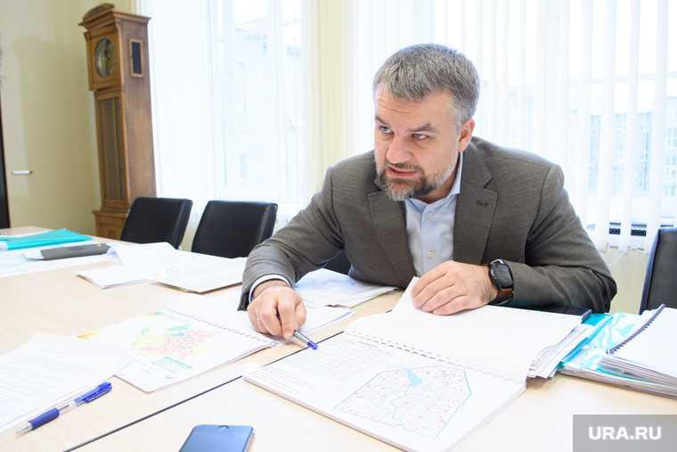 назначение вице-мэр Екатеринбург Алексей Бирюлин зам министра правительство Свердловской области
