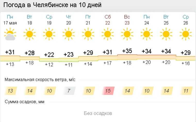 Челябинскую область накроет 40-градусная жара. Экстренное предупреждение МЧС