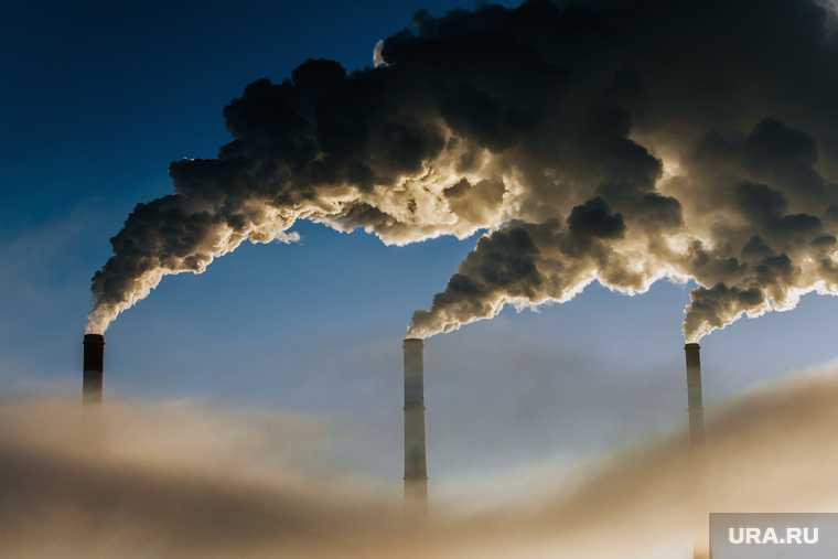 загрязнение воздуха в Тюмени