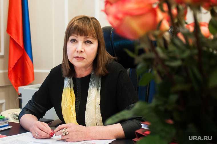 Галина Кулаченко минфин Свердловская область