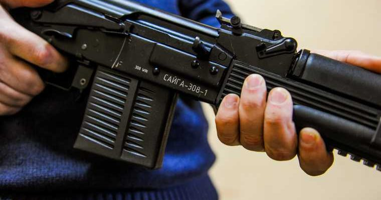 В регионах России ФСБ выявила работу 100 подпольных оружейников