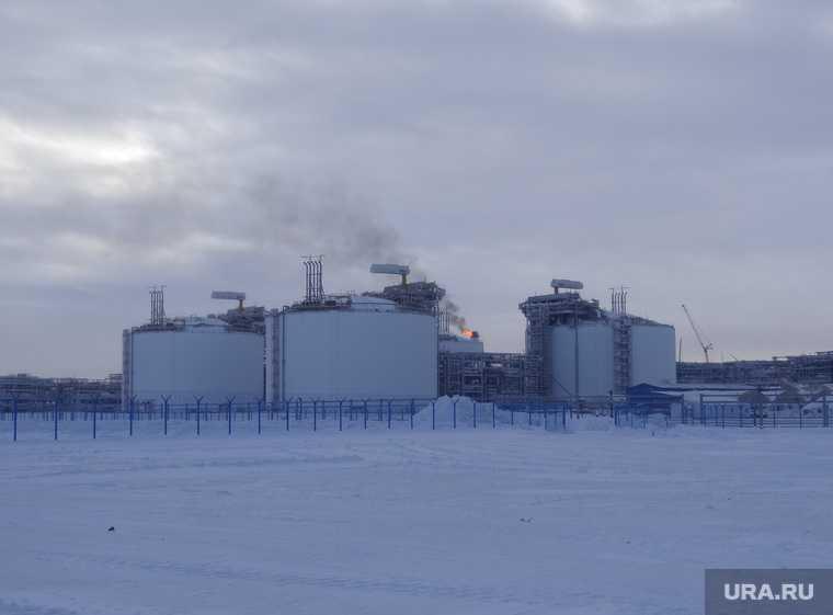 Арктик СПГ 2 доля НОВАТЭК залог