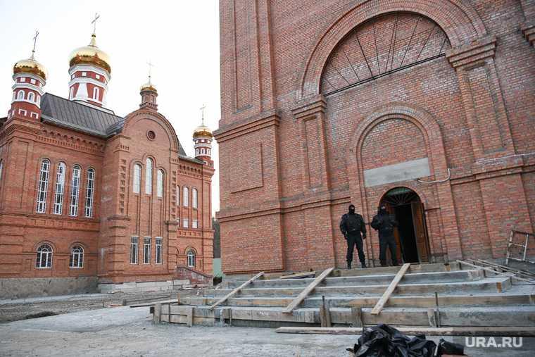 Среднеуральский монастырь право епархия