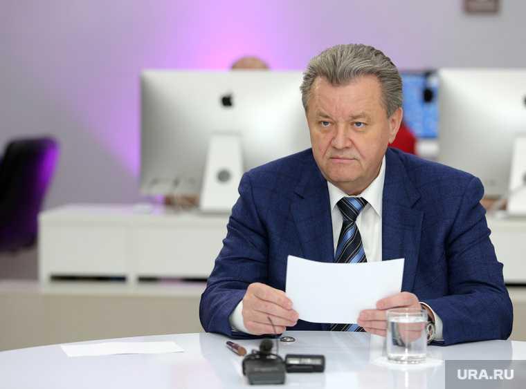 губернатор ХМАО Комарова незадекларированные счета бывший первый вице-мэр Левкин