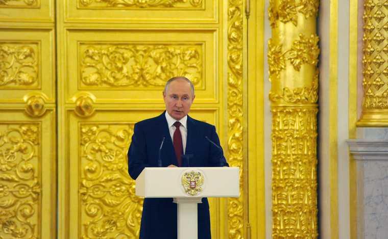 Путин недружественные страны