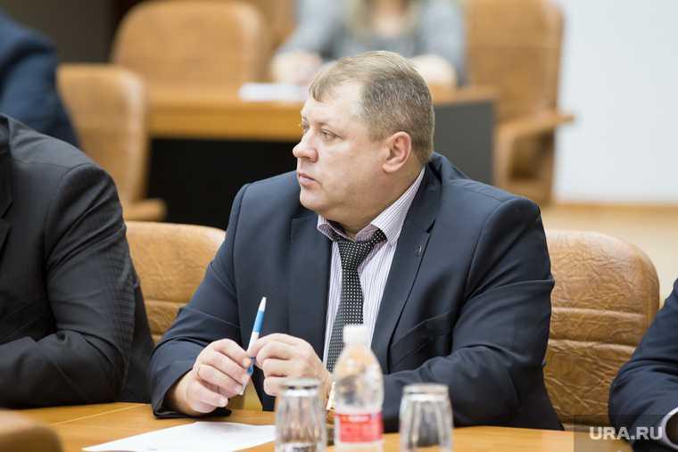 бывший заместитиель главы Ноябрьска Тюмень прощание Владислав Камыш