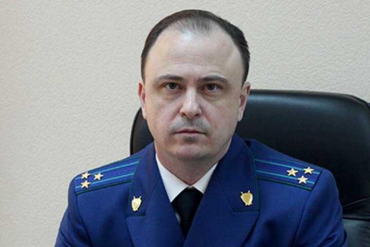 Совет Федерации согласование прокурор Свердловская область Борис Крылов