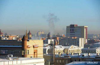челябинская область чистый воздух правительство рф